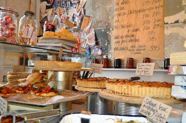 Brighton Brunch - Marmalade cafe, Kemptown photo by modern bric a brac