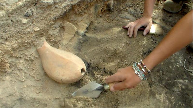 Wine used in ritual ceremonies 5,000 years ago in Georgia