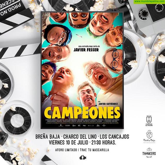 """CINE DE VALORES: """"Campeones"""""""