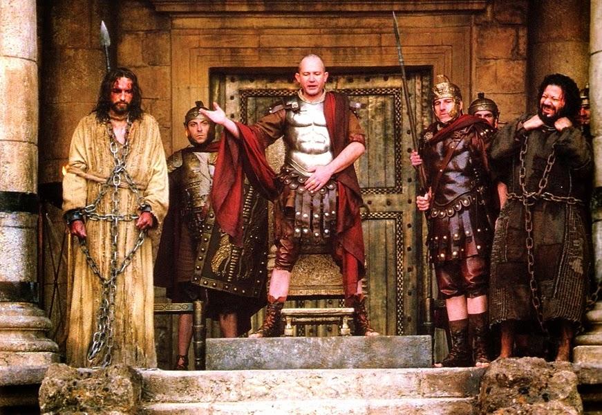 TABERNÁCULOS: ÚLTIMO GRAN AVIVAMIENTO: JESÚS ANTE PILATO, God's Kingdom  Ministries