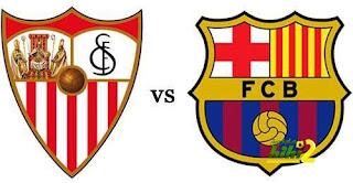 """فيديو"""" برشلونة بطل كأس ملك اسبانيا على حساب إشبيلية 22-5-2016"""""""
