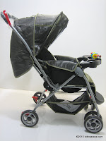 Pliko PK228 Raider Baby Stroller