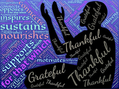 semoga kita menjadi orang yang selalu bersyukur atas nikmat Tuhan.