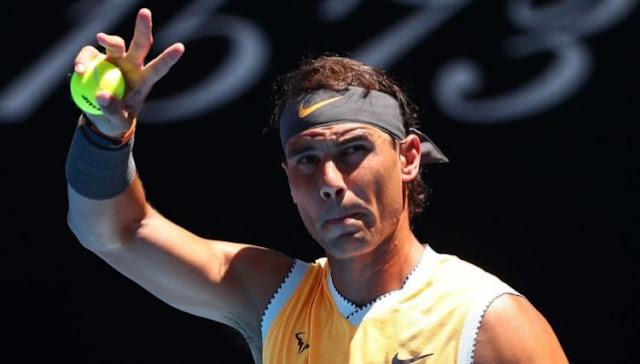Italian Open: Rafael Nadal reaches semi-finals as Federer withdraws