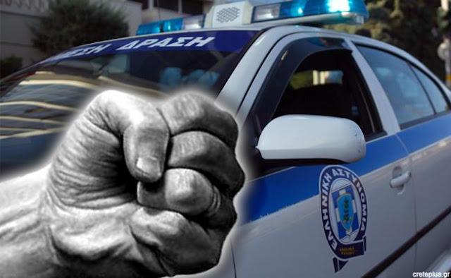 Επίθεση της εγκληματικής φυλής και ρυπογόνας γνωστοί ως  αντιεξουσιαστές του ΣΥΡΙΖΑ/ΚΚΕ σε βάρος αστυνομικών- Ένας τραυματίας!