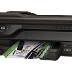 HP OJ 7612 A3   Print Scan Copy Fax + Wireless - Gistech - Bali Printer