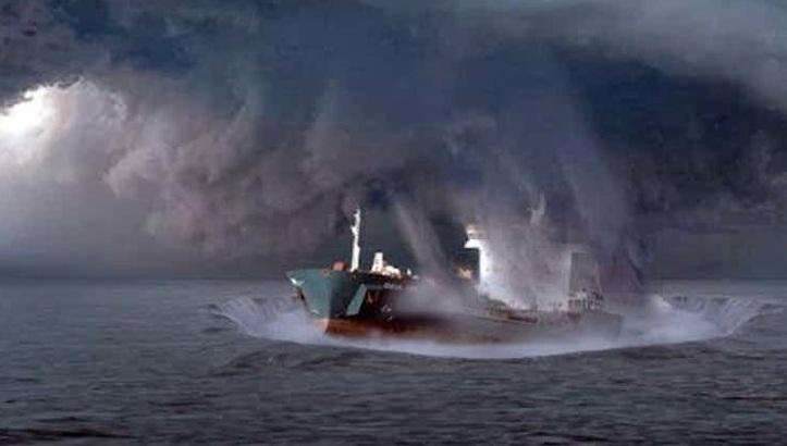 Ωκεανογράφος: Η Τεχνολογία στο Βυθό του Τριγώνου των Βερμούδων ΔΕΝ είναι Από Εδώ