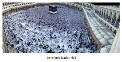 Jenis-jenis Ibadah Haji dan Penjelasannya