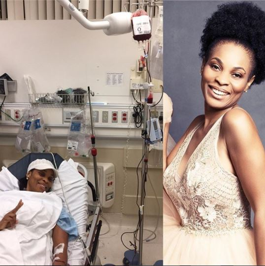 Nollywood Actress Georgina Onuoha Shares Two Touching Testimonies That Nearly Took Her Life This Year