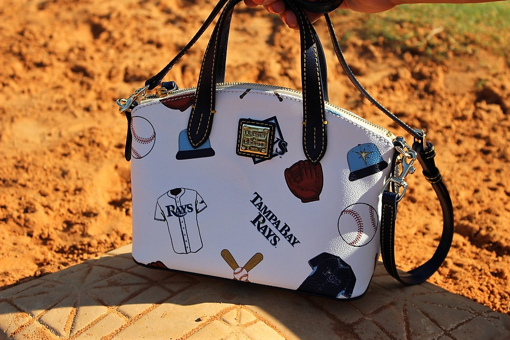 tampa bay rays purse