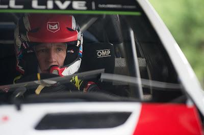 WRC · El equipo Toyota Gazoo Racing confirma sus pilotos para 2019.