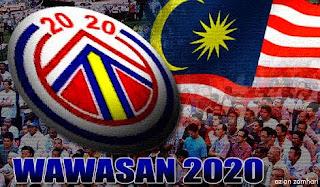 Image result for wawasan 2020
