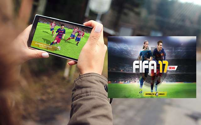لا يوجد داعي للتسجيل والعذاب للحصول على لعبة FIFA 2017 لهاتفك الذكي بعد قراءة هذه التدوينة , حمل لعبة  FIFA 2017 لهاتفك الأندرويد ,  FIFA 2017 apk , عالم التقنيات , بسام خربوطلي