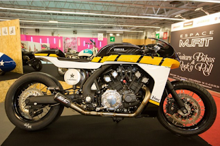 CS07 Gasoline Cafe Racer Yamaha V-Max