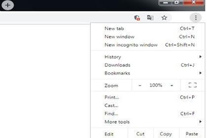 Cara copy blog yang tidak bisa di copy paste