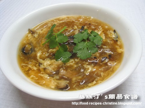 Imitated Shark's Fin Soup