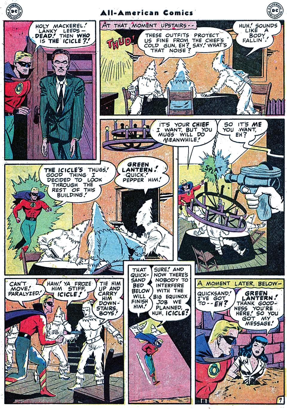Read online All-American Comics (1939) comic -  Issue #90 - 9