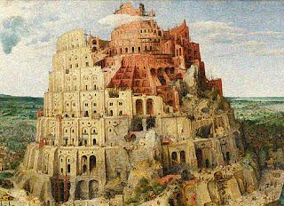 La escriba de Babel