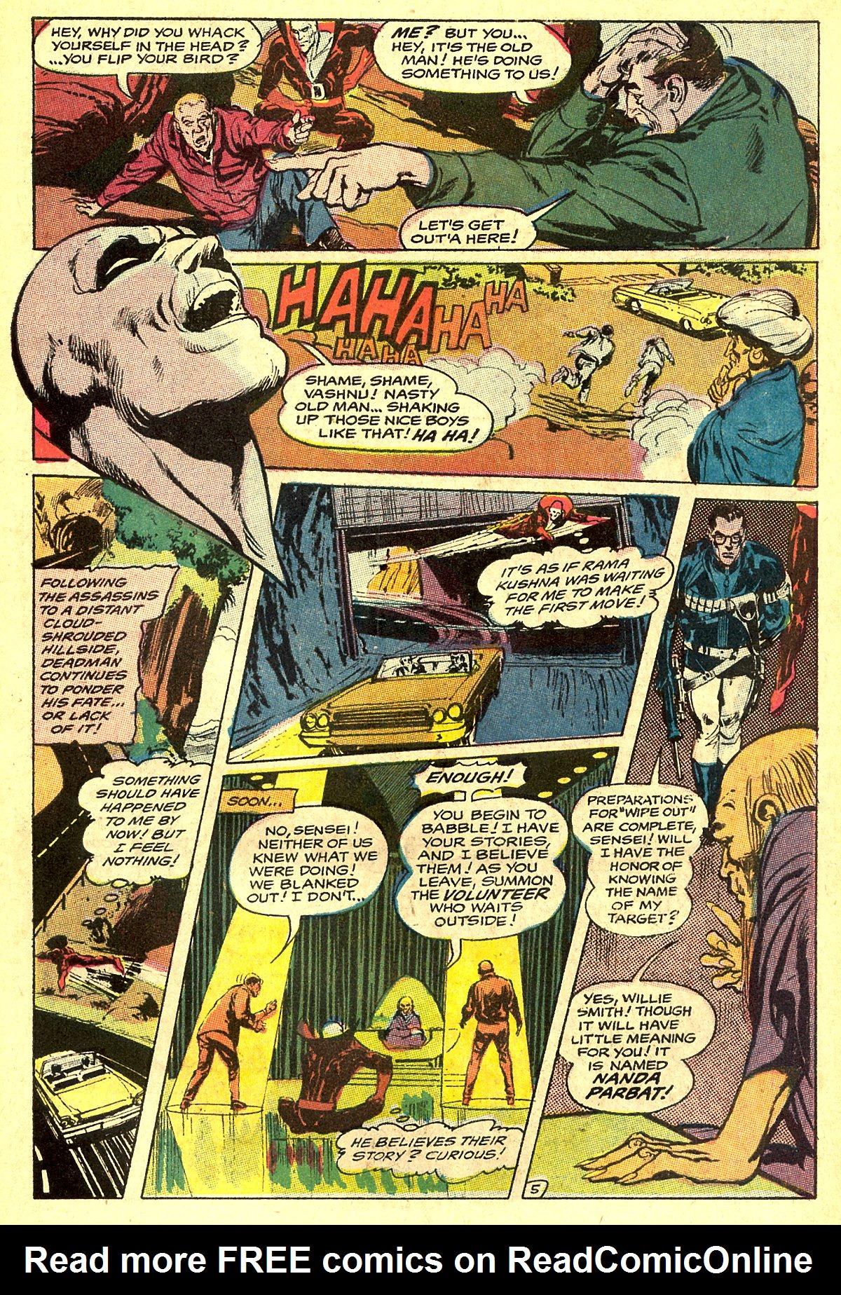 Strange Adventures (1950) issue 216 - Page 7