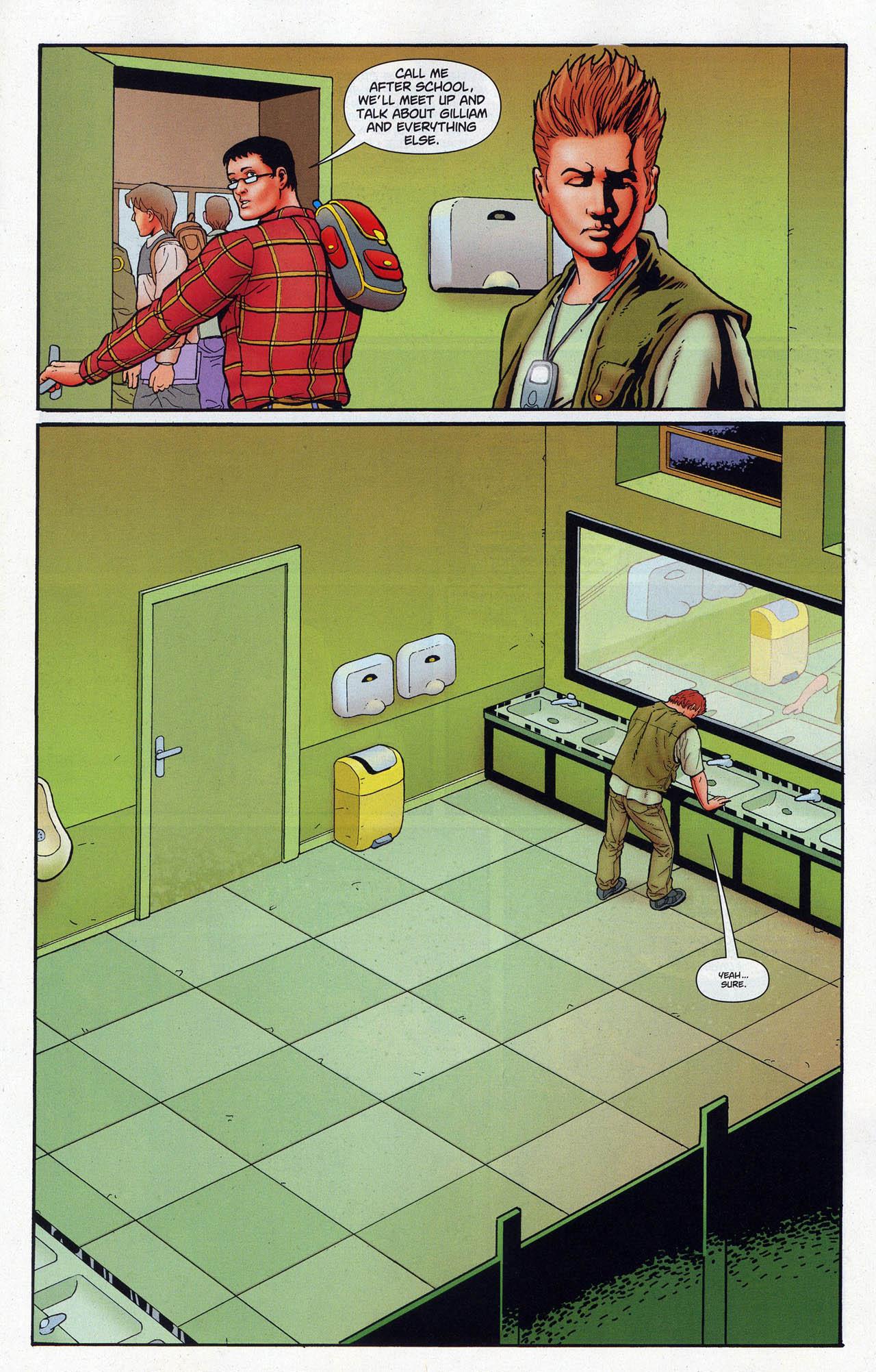 Superboy [I] Issue #3 #3 - English 16