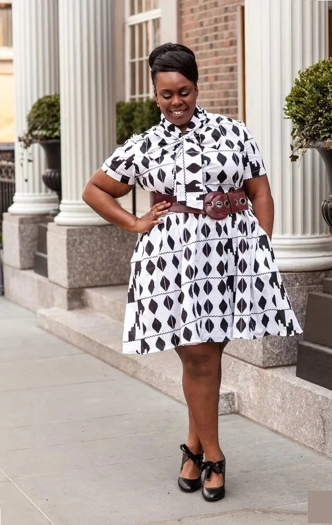 29 Latest Kitenge Styles Attires For African Plus Size Women Styleuki