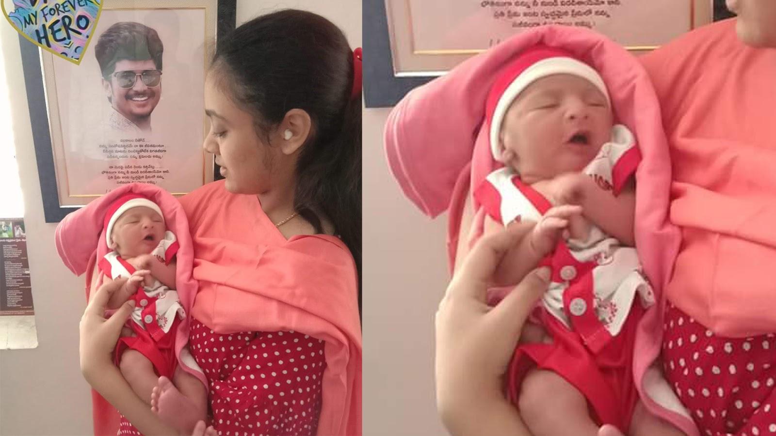 oy raja: Amrutha Baby