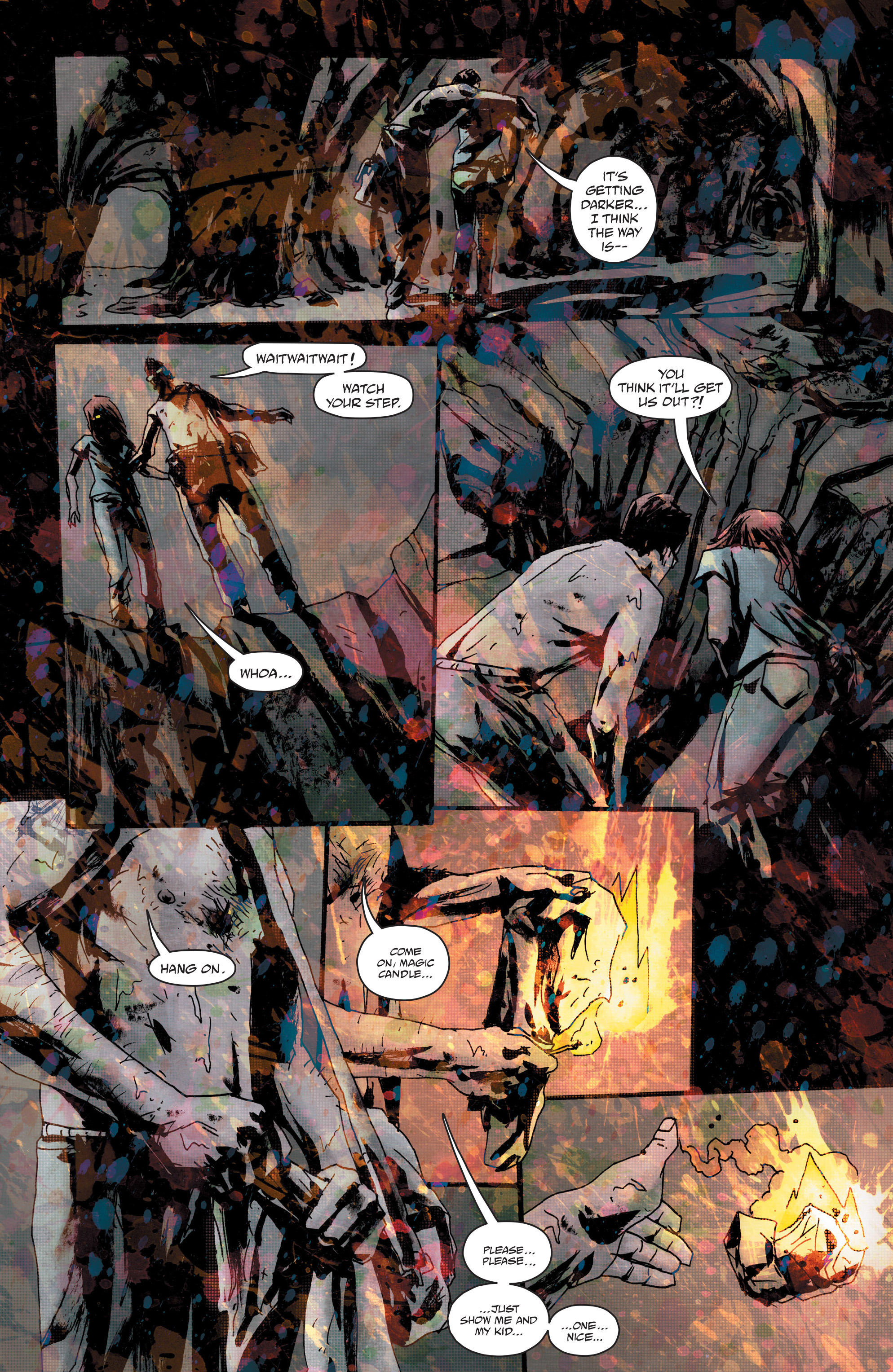 Read online Wytches comic -  Issue #6 - 6