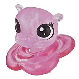 Littlest Pet Shop Series 4 Petal Party Best Buds Hippo (#4-5) Pet