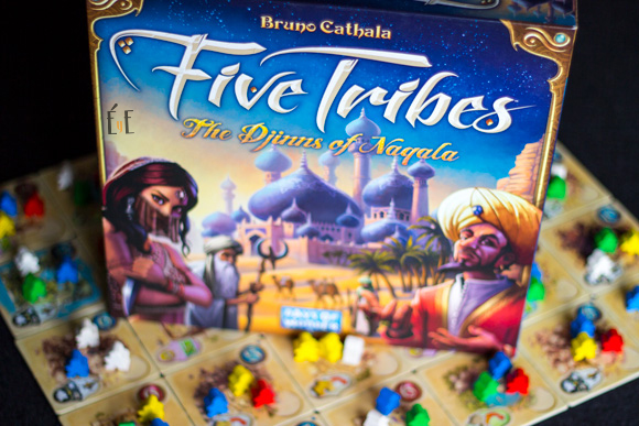 Five Tribes en Éxito y Error