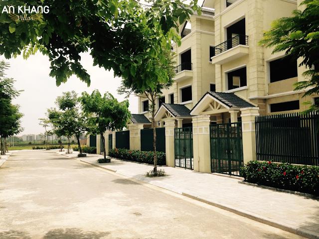 Hình ảnh thực tế của An Khang Villas