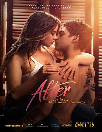 After (2019) English 480p HDRip x264 300MB ESubs Movie Download