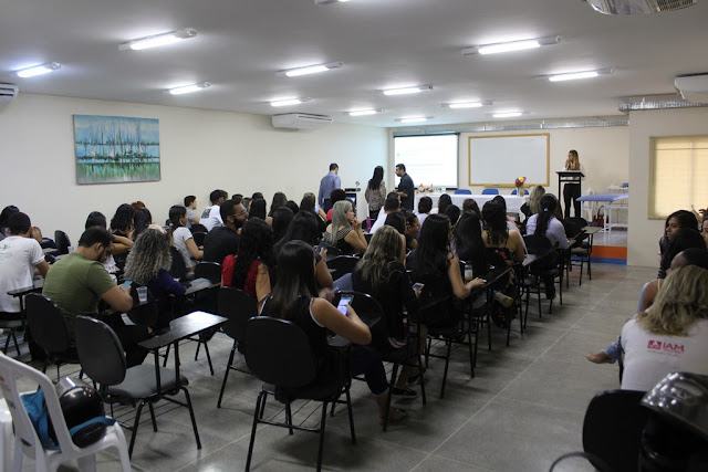 Acadêmicos realizam o VI Simpósio de Fisioterapia na Unidade de Serviços da FASB