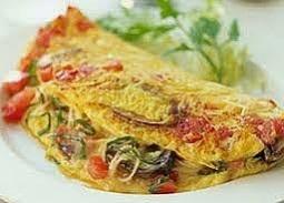 Cara memasak telur dadar siram daging cincang, resep telur dadar siram daging cincang