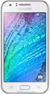 Samsung Galaxy J1 SM-J100H Flash File J100HXCU0AOI1 100