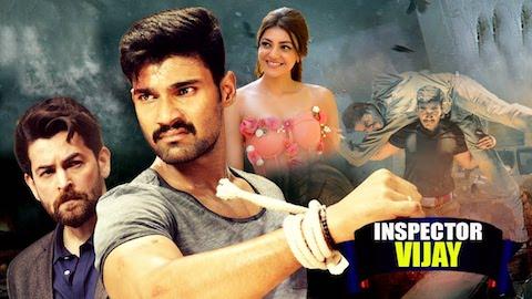 Inspector Vijay 2019 Hindi Dubbed 900MB HDRip 720p