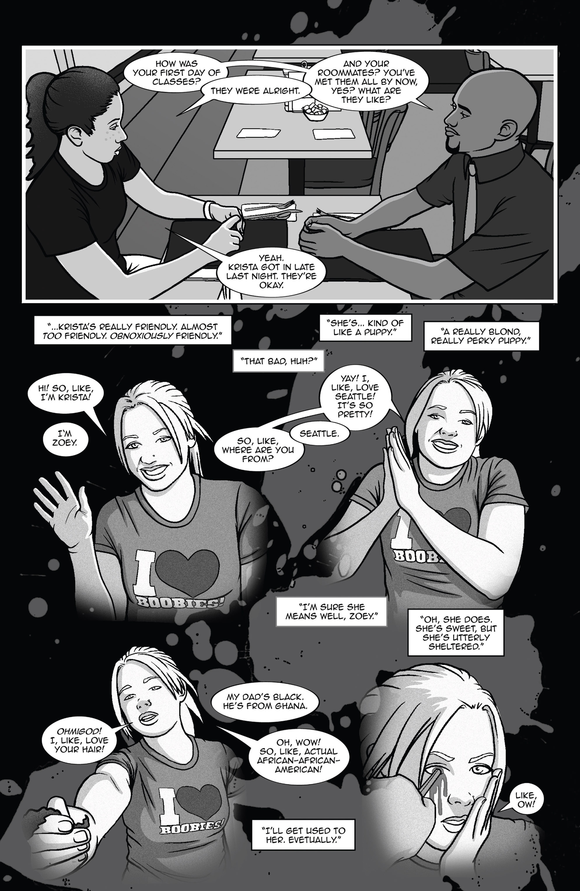 Read online Artifacts comic -  Issue #31 - 25