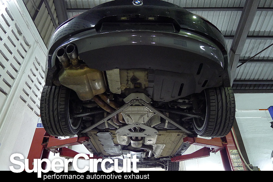Supercircuit Exhaust Pro Shop Bmw Z4 E89 28i Downpipe