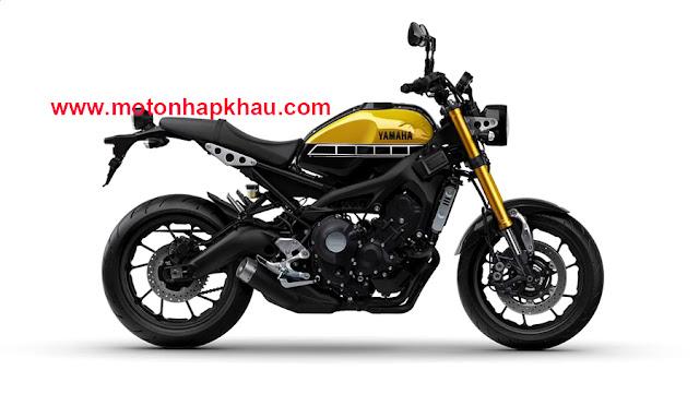 Yamaha XSR900 2016 Màu Vàng