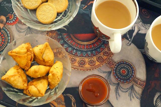 Food in rainy season