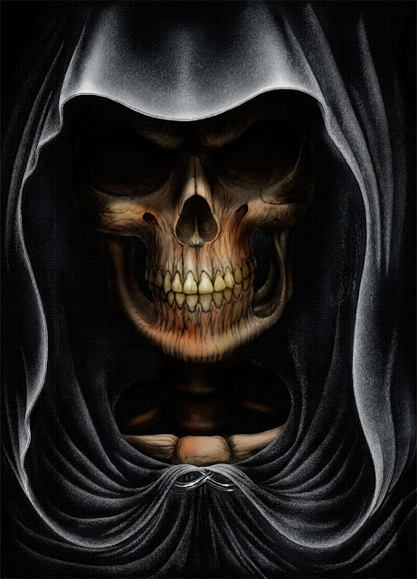 Amazing Artworks of Scary and Deadly Skulls ~ NFS  Amazing Artwork...