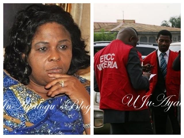 Kerosene Deal: EFCC Seeks Final Forfeiture Of N1.9bn By Patience Jonathan's Friend Shagaya