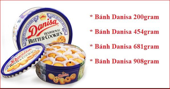 Phân phối bánh Danisa Hà Nội, giới thiệu đơn vị uy tín chính hãng