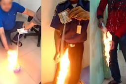 Viral Video Bubuk Kopi Instan Mudah Terbakar, Apakah Benar-Benar Berbahaya?