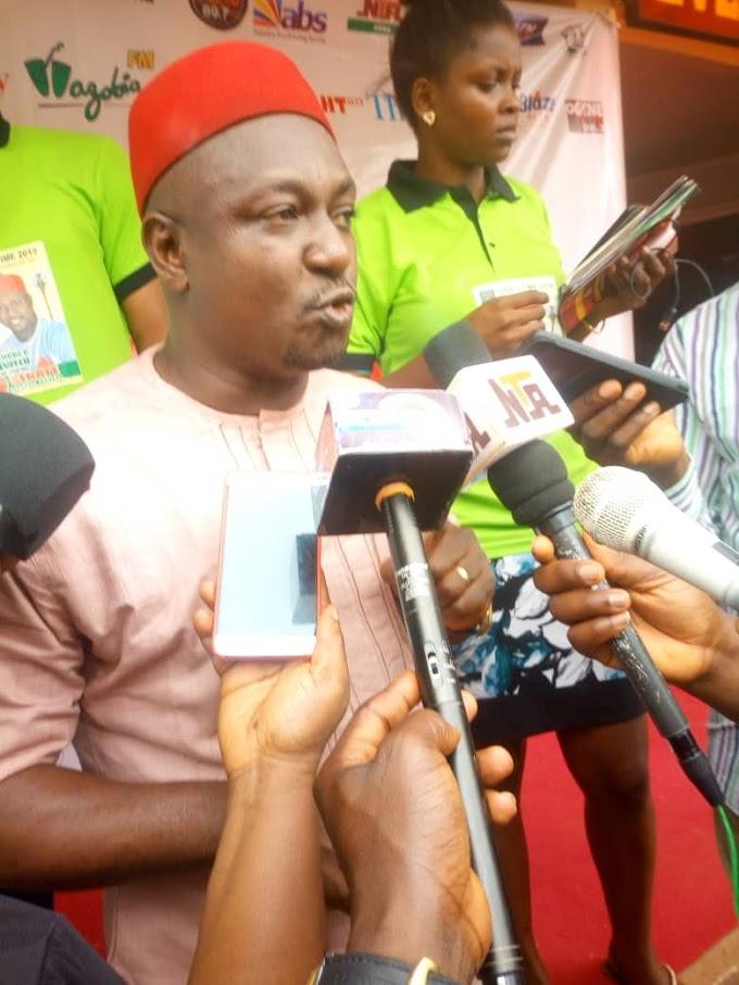 ELECTION DEBATE: I WILL PROTECT THE INTREST OF NDIGBO IF ELECTED --- EZEKWELU  by: Ifeanyi Okonkwo