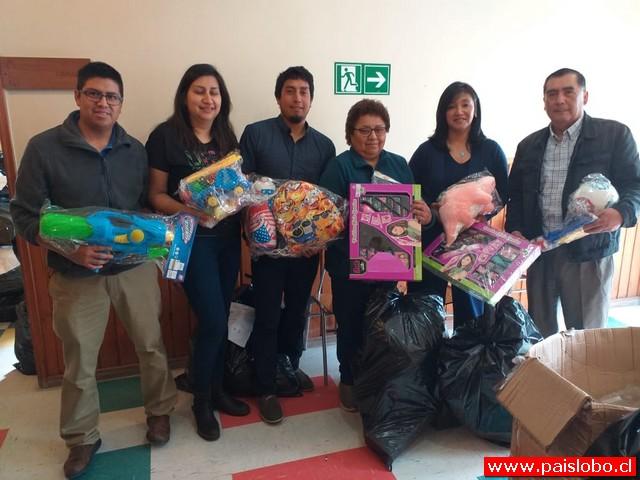 Osorno: 4000 niñ@s recibirán regalos de navidad de parte del municipio