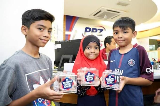 Serendah RM10 | Kempen Tabung Didik PPZ-MAIWP Tanam Didikan Patuh Syariah