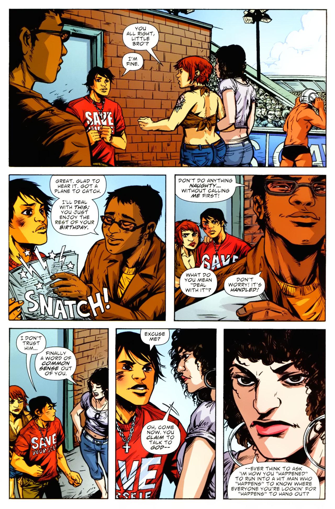 Read online American Virgin comic -  Issue #9 - 7