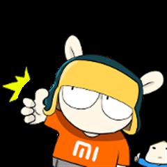 Xiaomi Taiwan × Angry Wholulu