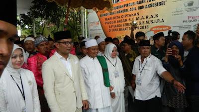 Ini Tugas Khusus Ridwan Kamil untuk Uu Ruzhanul