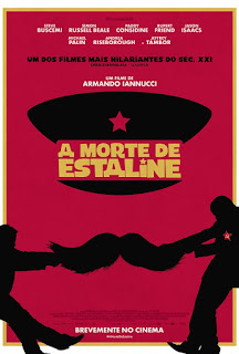 The Death of Stalin - Poster & Trailer